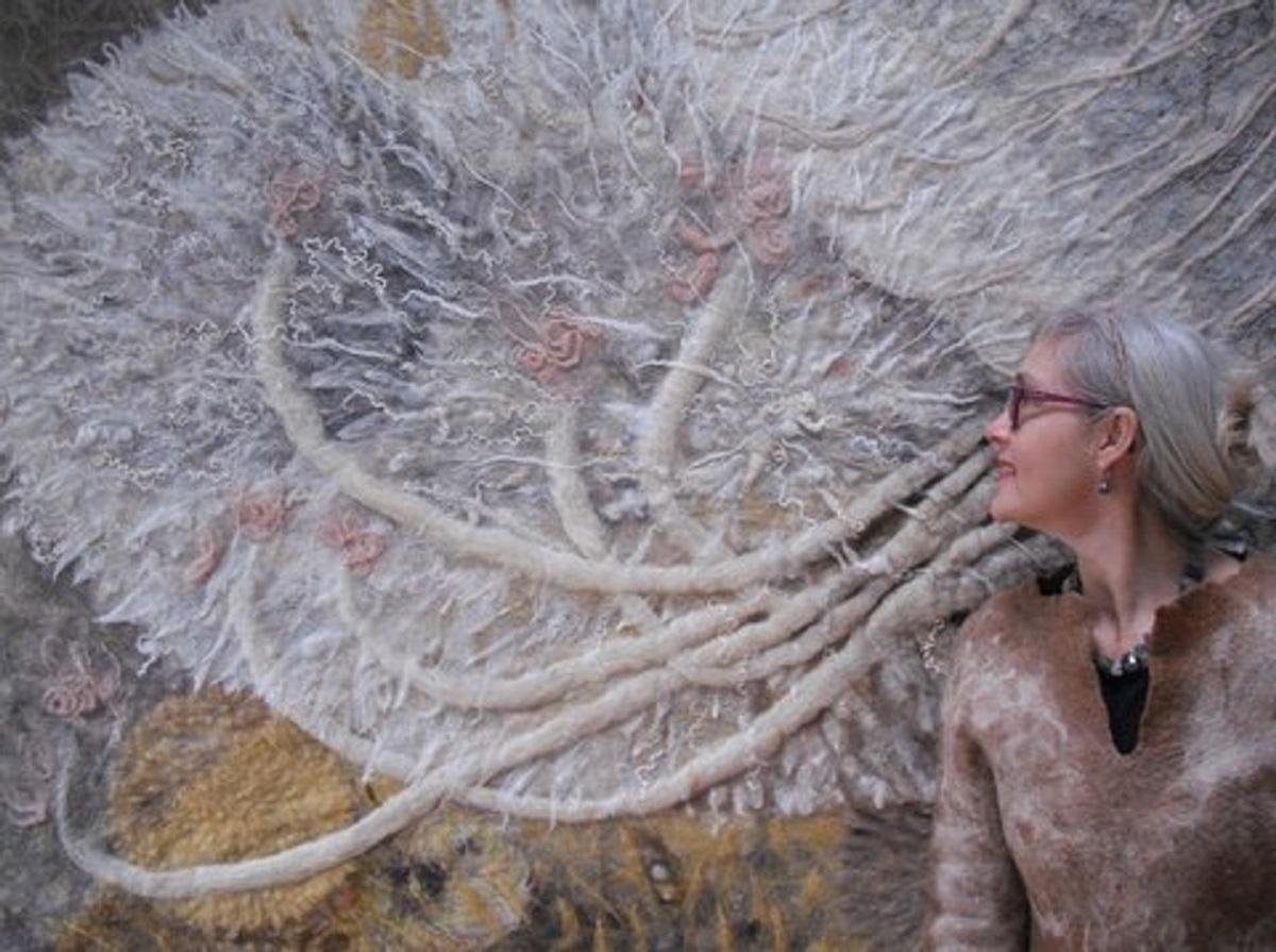 Expositie maart met Heidi Ochsner
